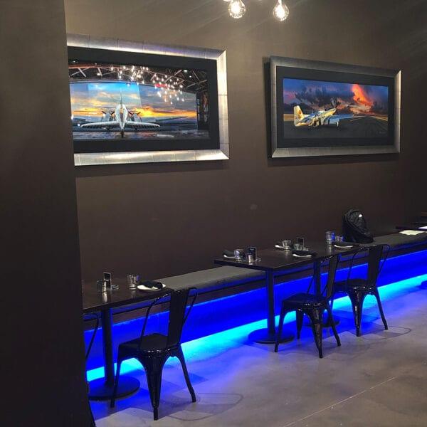 Peter Lik Lounge